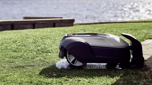 Cramer XCR RM1000 robotmaaier